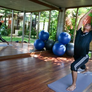 Let's Sea Hua Hin Al Fresco Resort: Yoga