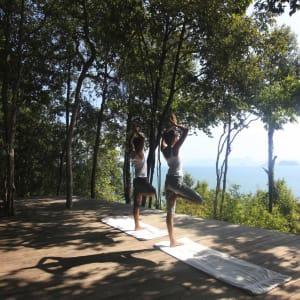 Six Senses Yao Noi in Ko Yao:  Yoga Platform