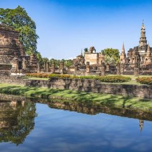 Höhepunkte Thailands ab Bangkok: Sukhothai Historical Park