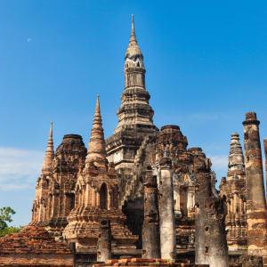 Glanzlichter Thailands ab Bangkok: Sukhothai Historical Park