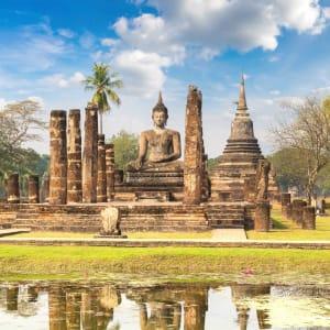 Königliches Siam ab Bangkok: Sukhothai Historical Park
