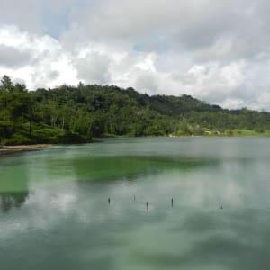 Im Hochland der Minahasa ab Manado: Sulawesi Minahasa Linow Lake