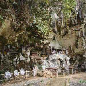 Sulawesi-Torajaland Rundreise ab Makassar: Sulawesi Toraja Londa Caves