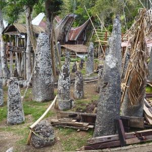 Sulawesi-Torajaland Rundreise ab Makassar: Sulawesi Toraja Megaliths