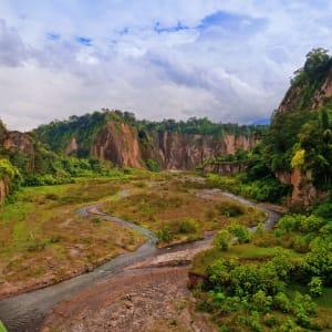 Sumatra Überlandreise ab Medan: Sumatra Bukittinggi Sianok Canyon