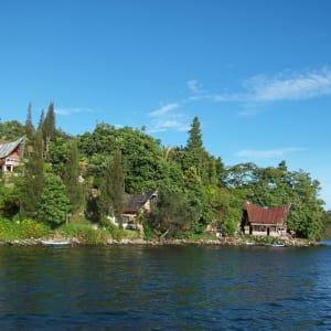 Sumatra Überlandreise ab Medan: Sumatra Lake Toba
