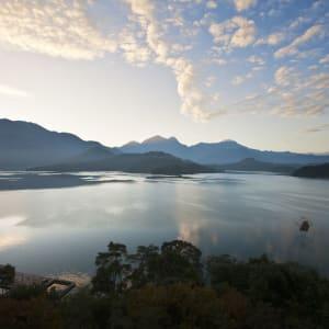 Taiwan – Grosse Mietwagenrundreise ab Taipei: Sun Moon Lake: Sunset