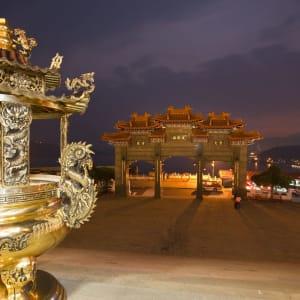 Le meilleur de Taïwan de Taipei: Sun Moon Lake: Wenwu Temple
