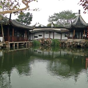 Gartenstadt Suzhou in Shanghai: Suzhou: Garden of Net's Master