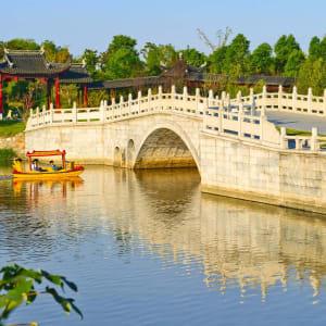 Escapade Tongli – Suzhou – Hangzhou de Shanghai: Suzhou gardens