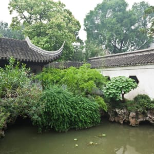 Escapade Tongli – Suzhou – Hangzhou de Shanghai: Suzhou: Lions Garden