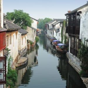 Escapade Tongli – Suzhou – Hangzhou de Shanghai: Suzhou: Old City