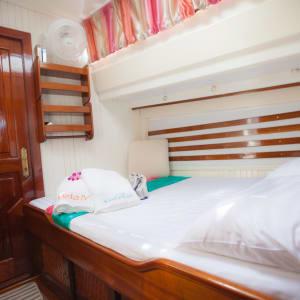 Croisière en voilier dans l'archipel paradisiaque des Mergui de Kawthaung: SY Meta IV double cabin