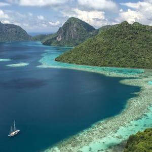 Croisière en voilier dans l'archipel paradisiaque des Mergui de Kawthaung: SY Raja Laut at Mergui Archipelago 001