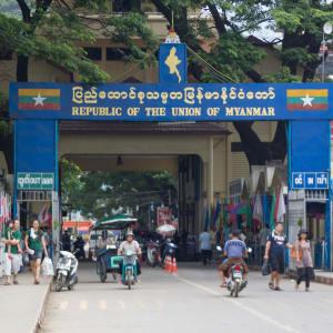 Au fil du Mékong cap sur Luang Prabang de Chiang Mai: Tachilek