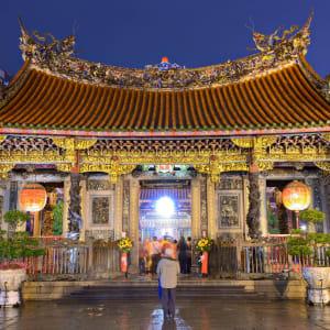 Les hauts lieux de Taïwan de Taipei: Taipeh Longshan Temple