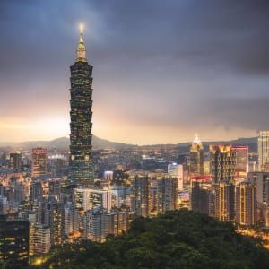 Les hauts lieux de Taïwan de Taipei: Taipei 101 Building