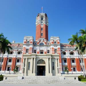 Les hauts lieux de Taïwan de Taipei: Taipei Presidential Office Building