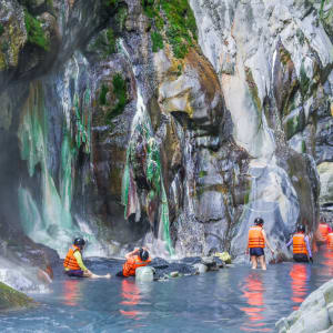 Taiwan – Grosse Mietwagenrundreise ab Taipei: Taitung Lisong Hot Springs