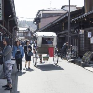 Gruppenreise «Im Reich der Sonnengöttin» ab Kyoto: Takayama