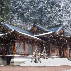Au pays du soleil levant de Tokyo: Takayama: Sakurayama Hachimangu Shrine