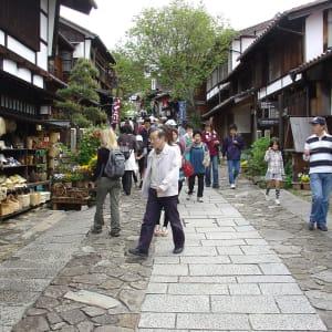 Gruppenreise «Im Reich der Sonnengöttin» ab Kyoto: Takayama: traditional village