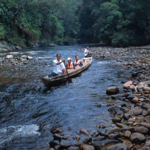 Taman Negara Nationalpark ab Kuala Lumpur: Taman Negara: river rafting