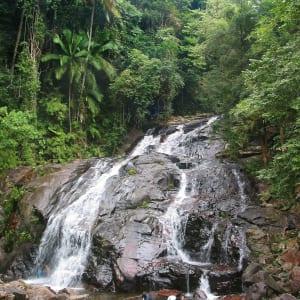Taman Negara Nationalpark ab Kuala Lumpur: Taman Negara: Waterfall