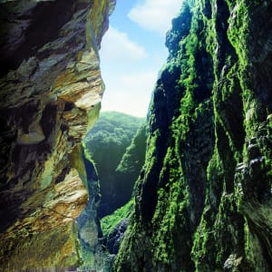 Best of Taiwan ab Taipei: Taroko National Park: impressive gorge