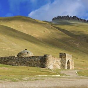 Sur les traces de Marco Polo le long de la route de la Soie de Pékin: Tash Rabat