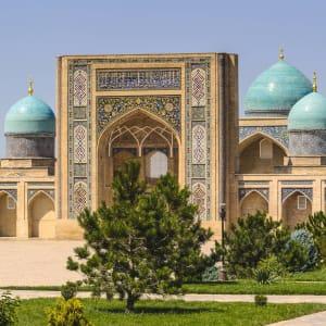 Sur les traces de Marco Polo le long de la route de la Soie de Pékin: Tashkent