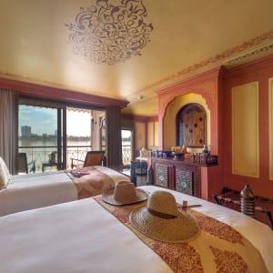 Flusskreuzfahrt nach Angkor ab Saigon: the-jahan-deluxe-stateroom