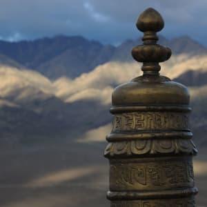 Ladakh luxuriös ab Leh: thiksey monastery
