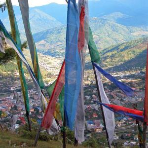 Au pays du Dragon tonnerre de Paro: Thimphu