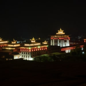 Au pays du Dragon tonnerre de Paro: Thimphu Trashi Chho Dzong