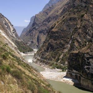 Circuit spectaculaire du Yunnan au Tibet de Kunming: Tiger Leaping Gorge