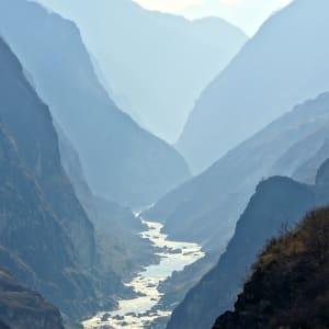 Les hauts lieux du Yunnan de Kunming: Tiger Leaping Gorge