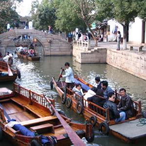Escapade Tongli – Suzhou – Hangzhou de Shanghai: Tongli: famous tourist spot