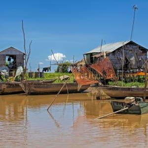 Découverte active de la merveille d'Angkor de Siem Reap: Tonle Sap