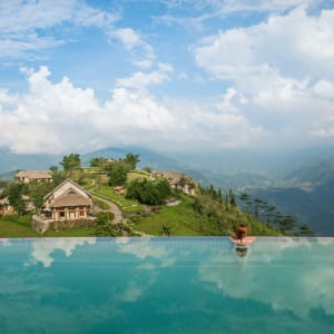Aventure à Sapa - Relax Package de Hanoi: Topas Ecolodge Pool