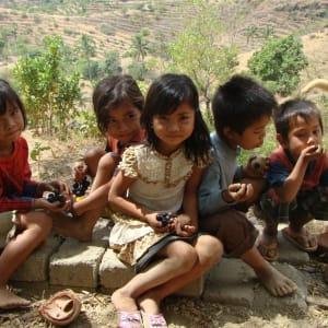 Trekking im Hochland Balis in Ubud: Trekking Karin Vogt 002