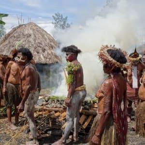 Papouasie – un voyage dans un autre temps de Jayapura: Tribal Festival