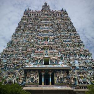Höhepunkte Südindiens ab Chennai: Trichy: Sri Ranganathaswamy Temple