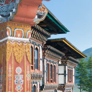 Himalaya Reise für Entdecker ab Bagdogra: Typical building design