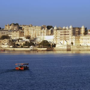 Indien für Geniesser ab Delhi: Udaipur: City Palace