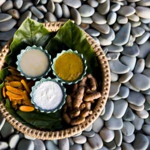Banyan Tree Bintan: Accents