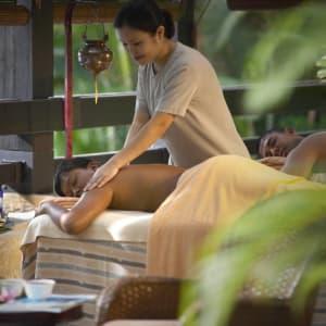 Swissotel Merchant Court in Singapur: Amrita Spa - Couple & Therapist