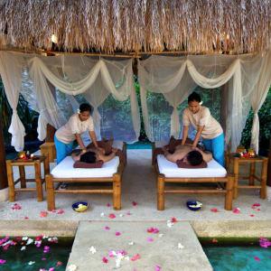 Bluewater Maribago Beach Resort à Cebu: Amuma Spa
