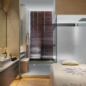 Hotel ICON in Hong Kong: Angsana Spa| Single Room Overview