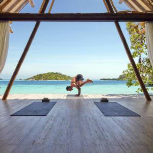 Bawah Reserve: Aura wellbeing yoga
